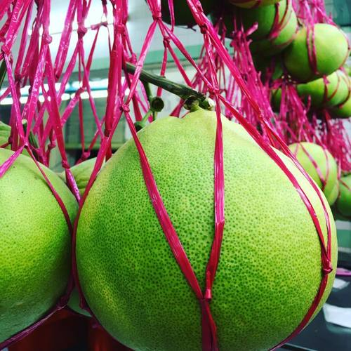 Try some Tambun pomelo if you find yourself in Ipoh - photo by lamkuanmoi (Instagram)