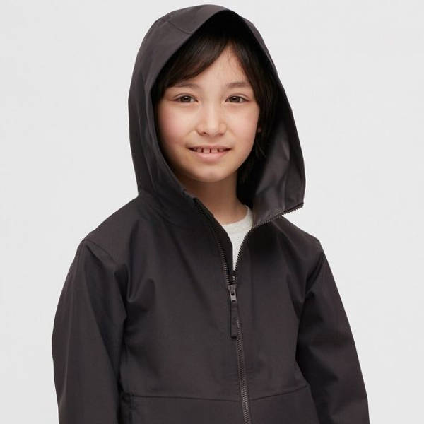 UNIQLO Blocktech Parka For Kids