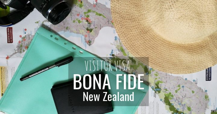 Bona Fide & How To Write One (To Get Your New Zealand Visitor Visa)