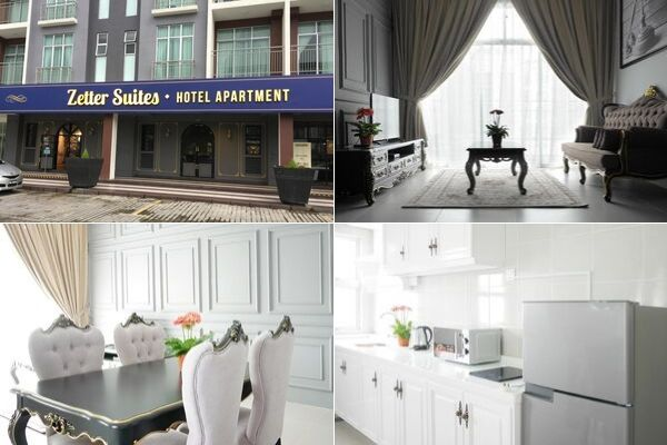 Zetter Suites At Cameron Highlands