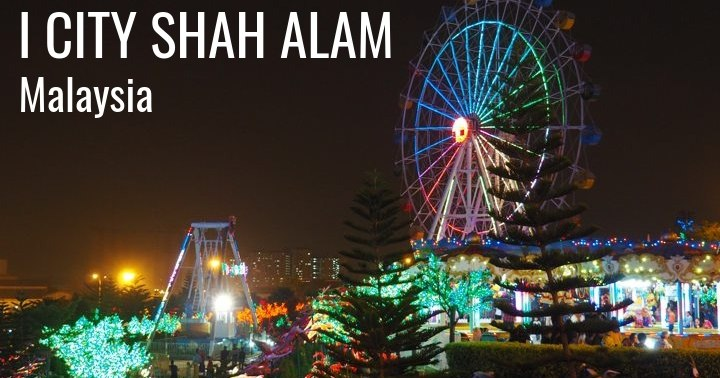 i City Shah Alam by travelswithsun - more on what you need to know about i City on www.travelswithsun.com